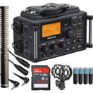 TASCAM Camcorder Accessory DR-60D